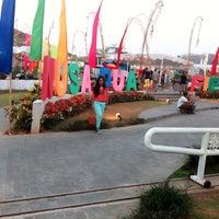 Photo taken at NUSA DUA FIESTA by Vera N. on 10/14/2014