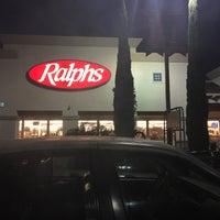 Photo taken at Ralphs by James B. on 12/7/2015