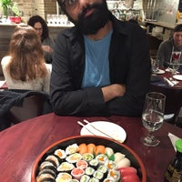 Photo taken at Sushi Fresh by Hina H. on 4/28/2018