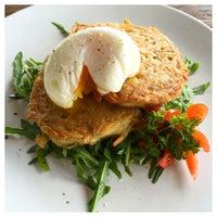 Photo taken at Eko Cafe Bali by Krystle K. on 11/17/2015
