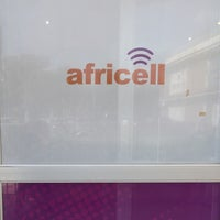 Photo taken at Africell by Allans on 7/6/2015