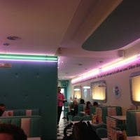 Photo taken at The Diner - American Foods by David G. on 3/23/2013