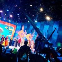 Photo taken at Studio 1 indosiar by Hardiansyah A. on 6/9/2015