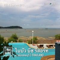 Photo taken at ใบบัว บีช รีสอร์ท by Thanyalak I. on 6/2/2013