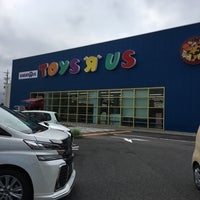 """Photo taken at トイザらス Toys""""R""""Us 西春日井店 by Masatoshi T. on 7/30/2017"""