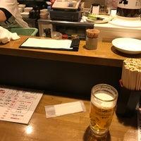 Photo taken at スタンドGONTA by ヾ(ΘェΘ)ぱんだ☆ on 1/19/2017