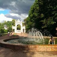 6/23/2013にHeinz M.がBürgerpark Pankowで撮った写真