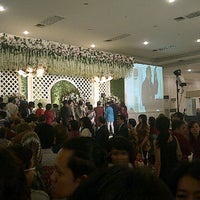 Photo taken at Bandung Convention Centre (BCC) by Hardi M. on 11/15/2012