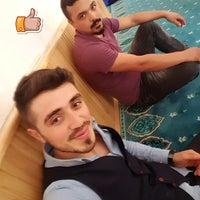 Photo taken at Hoca Ahmed Yesevi Camii by Umut A. on 9/29/2017
