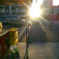 Photo taken at Efe Market by Murat K. on 3/7/2016