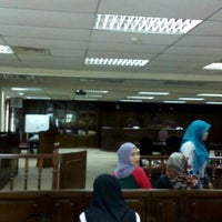 Photo taken at Moot Court by Amirul H. on 5/23/2016