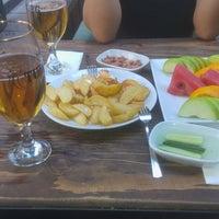 8/10/2017 tarihinde İrem A.ziyaretçi tarafından Mavi Cafe & Bistro'de çekilen fotoğraf