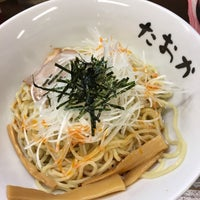 Photo taken at 油そば専門店 たおか 北24条店 by waji 8. on 12/9/2016