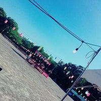 Photo taken at 相模原市立広陵小学校 by # ゆ. on 7/30/2016