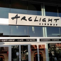 Photo taken at ArcLight Cinemas by Francis O. on 11/4/2012