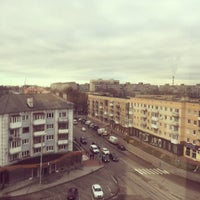 Photo taken at Остановка «Проспект Калинина — Южный вокзал» by Амир Л. on 11/22/2015