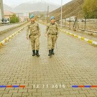 Photo taken at Oltu T Tipi Kapalı Ceza İnfaz Kurumu by İsmail G. on 11/12/2015