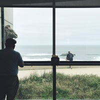 Photo taken at Lands End Visitor Center by Andrew N. on 4/22/2017