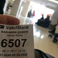 Photo taken at VakıfBank by Ayfer GÜL . on 11/6/2017
