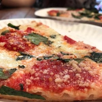 Photo taken at Champion Pizza Soho by Ryan Z. on 9/4/2017
