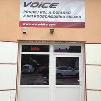 Photo taken at Voice Bike s.r.o. by Viktor C. on 6/25/2014