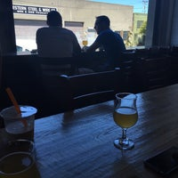 Photo taken at Laughing Monk Brewing by Kimmie N. on 6/18/2017