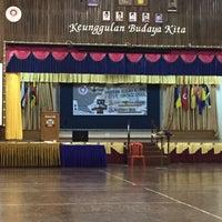 Photo taken at Dewan Badlishah by Firdaus M. on 11/19/2015