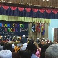 Photo taken at Dewan Badlishah by Firdaus M. on 1/19/2016