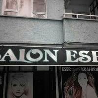 Photo taken at Salon Eser by Esra A. on 11/5/2015