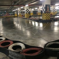 Photo taken at Ada Karting by Yunus Emre B. on 3/15/2017