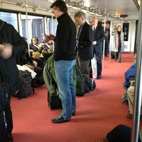 Photo taken at IAD Mobile Lounge by William D. on 1/23/2013
