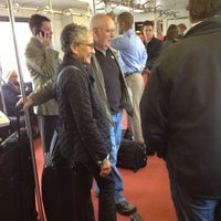 Photo taken at IAD Mobile Lounge by William D. on 12/4/2012