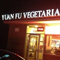 Foto scattata a Yuan Fu Vegetarian da William D. il 12/20/2012
