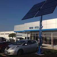 Photo taken at Win Kelly Chevrolet Buick GMC by William D. on 9/2/2013