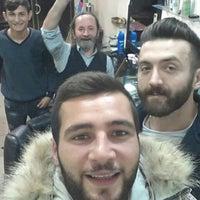 Photo taken at Kacalı Erkek Kuaförü by Baris C. on 11/12/2015