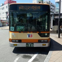 Photo taken at 三島駅 バスターミナル by りんてつ on 8/6/2017