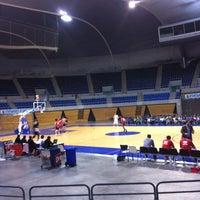 Photo taken at Palacio de los Deportes by Epk on 4/20/2013