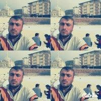 Photo taken at plaj yeni cami by Osman Y. on 11/25/2015