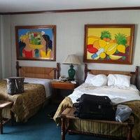 Photo taken at Hotel Santo Domingo by Cerebro P. on 11/15/2012