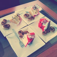 Photo taken at Selinus Bistro Cafe by Nilüfer F. on 12/9/2015