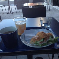 Photo taken at Wayne's Coffee by Tiia L. on 7/23/2014