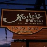 10/20/2012에 Chad K.님이 Anaheim Brewery에서 찍은 사진