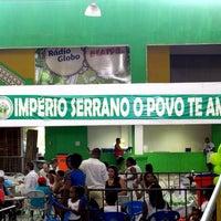 Foto tirada no(a) G.R.E.S. Império Serrano por Júlio N. em 2/2/2014