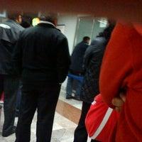 Photo taken at Bancomer by DANIEL G. on 12/3/2012