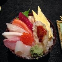 Photo taken at Circle Sushi by Kevin C. on 10/6/2013