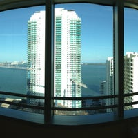 Photo taken at Conrad Miami by Kevin C. on 4/18/2013