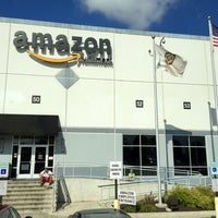 Photo taken at Amazon.com ABE2 by Kevin C. on 10/17/2014