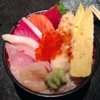 Photo taken at Circle Sushi by Kevin C. on 11/16/2013