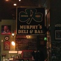 Photo taken at Murphy's Deli & Bar by Meg D. on 10/4/2012