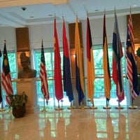 Photo taken at Embassy Of Malaysia by Nik Rabiatul A. on 7/6/2016